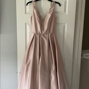 Size 4 ball gown